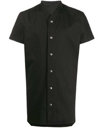 Rick Owens Press Stud Shirt