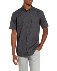 Hurley Sleepy Hollow Short Sleeve Shirt