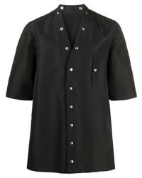 Rick Owens Snap Button Shirt