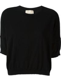 Erika Cavallini Short Sleeve Sweater