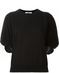 Givenchy Short Sleeve Sweater
