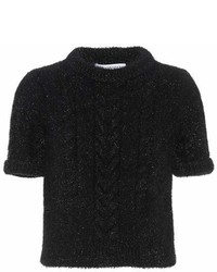 Philosophy di Lorenzo Serafini Short Sleeved Sweater