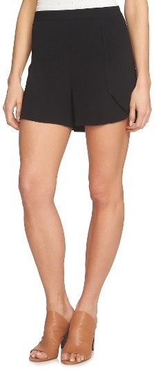 1 STATE 1state Tulip Hem Shorts