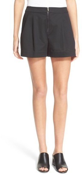3.1 Phillip Lim Pleated Bloomer Shorts