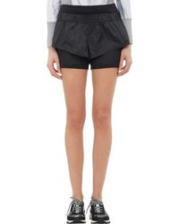 Stella McCartney Adidas X Mrun Shorts Black