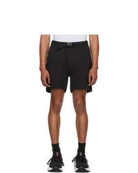 Tiger of Sweden Jeans Black Esman Shorts
