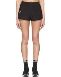 Fendi Black Karlito Shorts