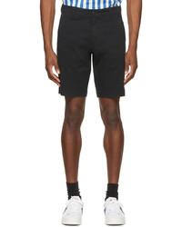 Levi's Black Xx Chino Taper Shorts