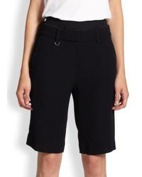 A.L.C. Bond Double Waist City Shorts