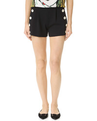 Moschino Boutique Shorts With Side Detail