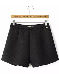 ChicNova Pure Color High Waist Shorts