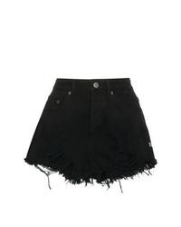 Ksubi Clas Sick Cut Off Shorts