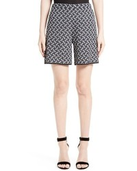 St. John Collection Keya Knit Shorts