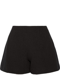 Carven Cotton Blend Boucl Shorts