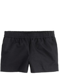 J.Crew Cotton Faille Pull On Short