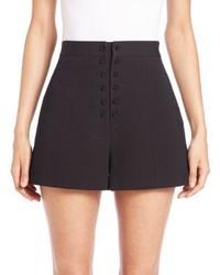 Proenza Schouler Cotton Jacquard Shorts