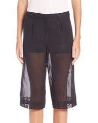 Maison Margiela Cotton Organza Shorts