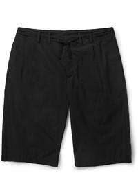 Maison Margiela Cotton Poplin Shorts