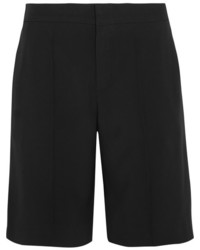 Chloé Crepe Shorts Black