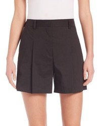 DKNY Flared Stretch Shorts