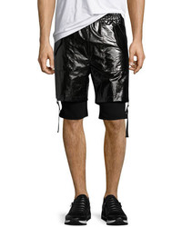 Helmut Lang Double Layer Shorts Black