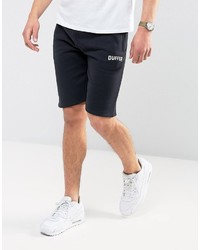 The DUFFER of ST. GEORGE Duffer Sweat Shorts In Black