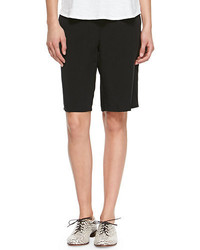 Eileen Fisher Twill Long Shorts