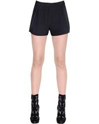 Elie Saab Stretch Crepe Shorts