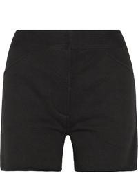 Etoile Isabel Marant Toile Isabel Marant Kenny Cotton Blend Fleece Shorts