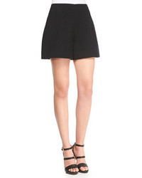 Carven Fancy Tweed A Line Shorts