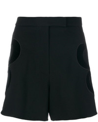 Elie Saab Heart Appliqu Shorts