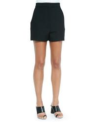 Proenza Schouler High Waisted Shorts Black