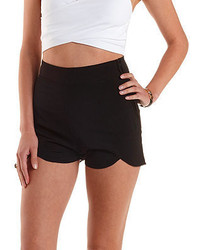 Charlotte Russe High Waisted Tulip Shorts