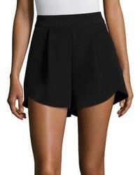 Milly Italian Cady Petal Shorts