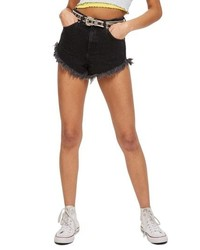 Kiri moto fray hem shorts medium 8681006