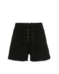 Nk Lace Up Shorts
