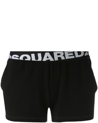 Dsquared2 Logo Band Shorts