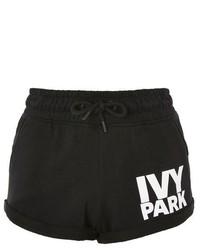 Ivy Park Logo Jersey Shorts