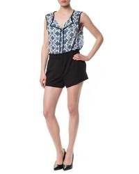 Lumiere Elastic Waist Shorts