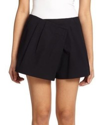Marc by Marc Jacobs Summer Cotton Wrap Front Shorts