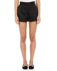 The Row Matte Satin Shors Shorts