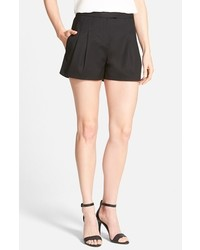 MICHAEL Michael Kors Michl Michl Kors High Waist Pleated Shorts
