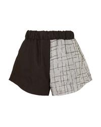 SIMON MILLE Nyssa Two Tone Shorts