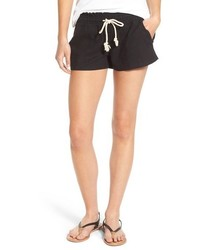 Roxy Oceanside Linen Blend Shorts