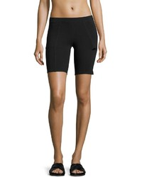 LAmade Opie Knit Biker Shorts Black