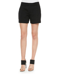 Vince Ottoman Single Pleat Shorts