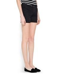 Mango Outlet Cotton Chino Shorts