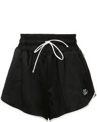 Off-White Pajama Shorts