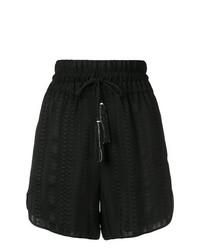 Zeus+Dione Paxi Elasticated Waistband Shorts