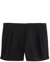 J.Crew Pleated Short In Cotton Piqu